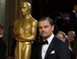 Leo at the Oscars